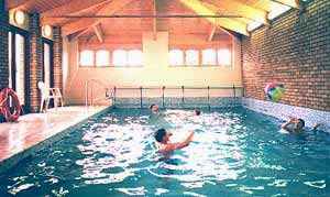 Heated Indoor Hotel Swimming Pool